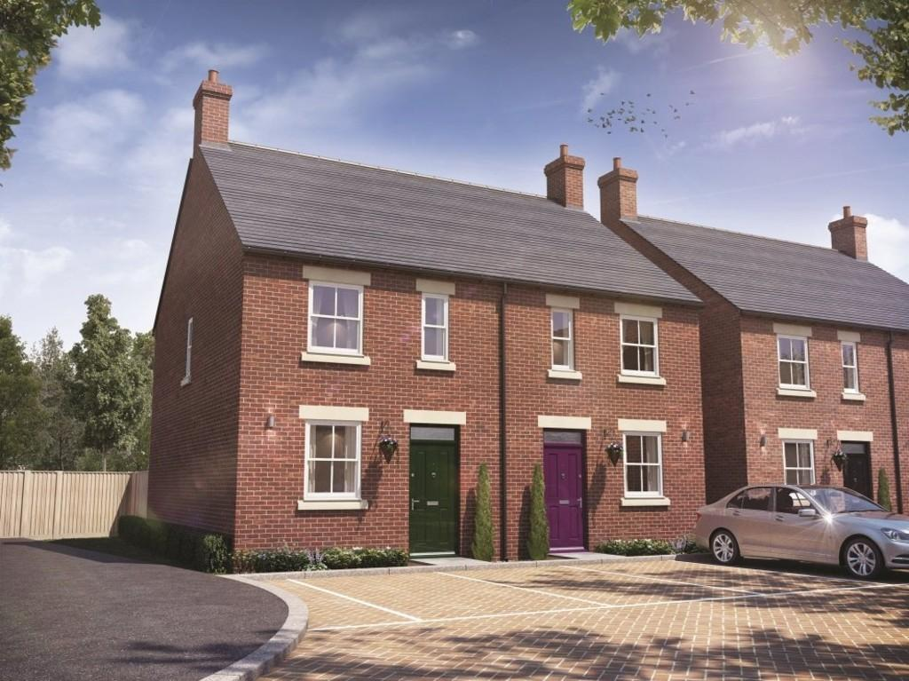 Park view development oversetts road newhall 2 bed semi for New homes to build