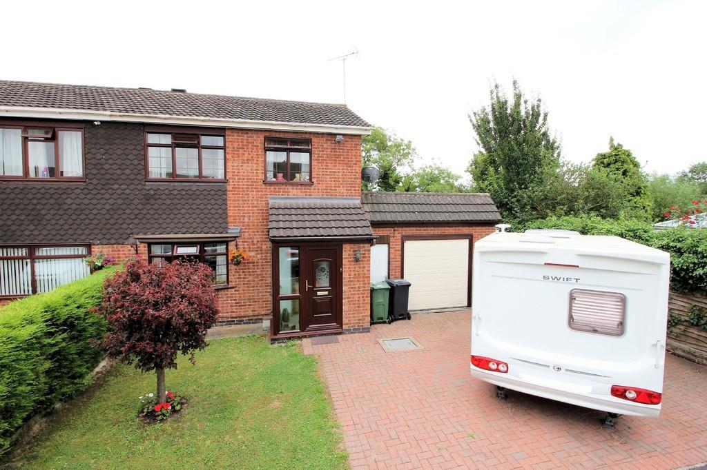 3 Bedrooms Semi Detached House for sale in Breachfield Road, Barrow Upon Soar