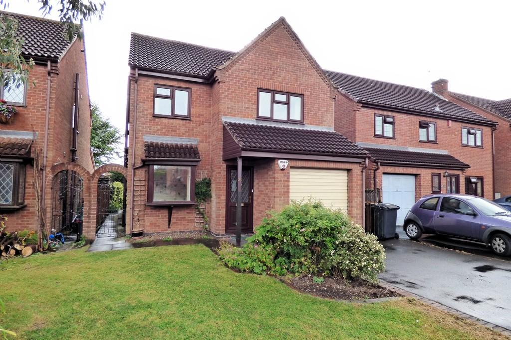 3 Bedrooms Detached House for sale in Faraday Avenue, Stretton