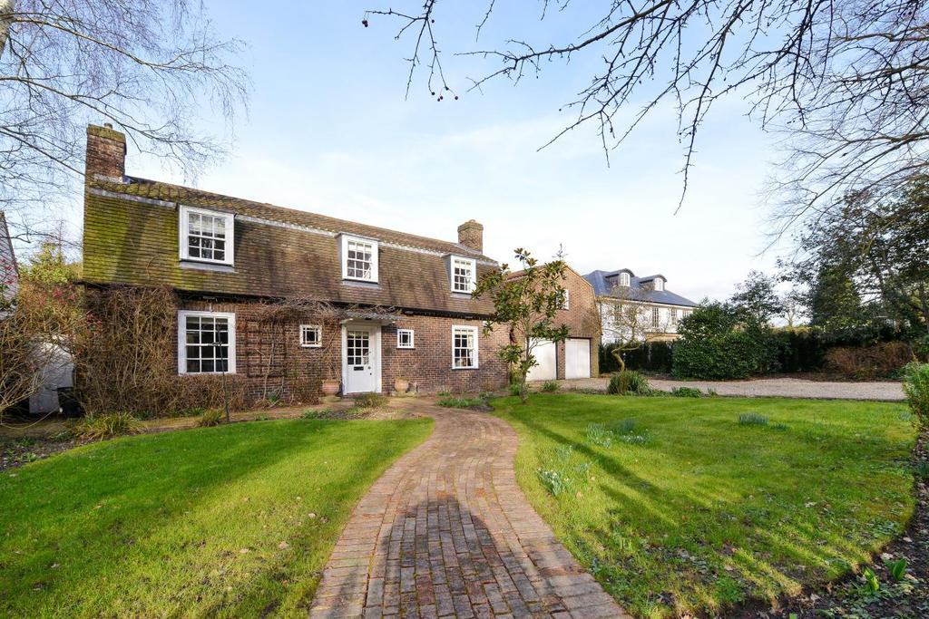 6 Bedrooms Detached House for sale in Ashfield Lane, Chislehurst