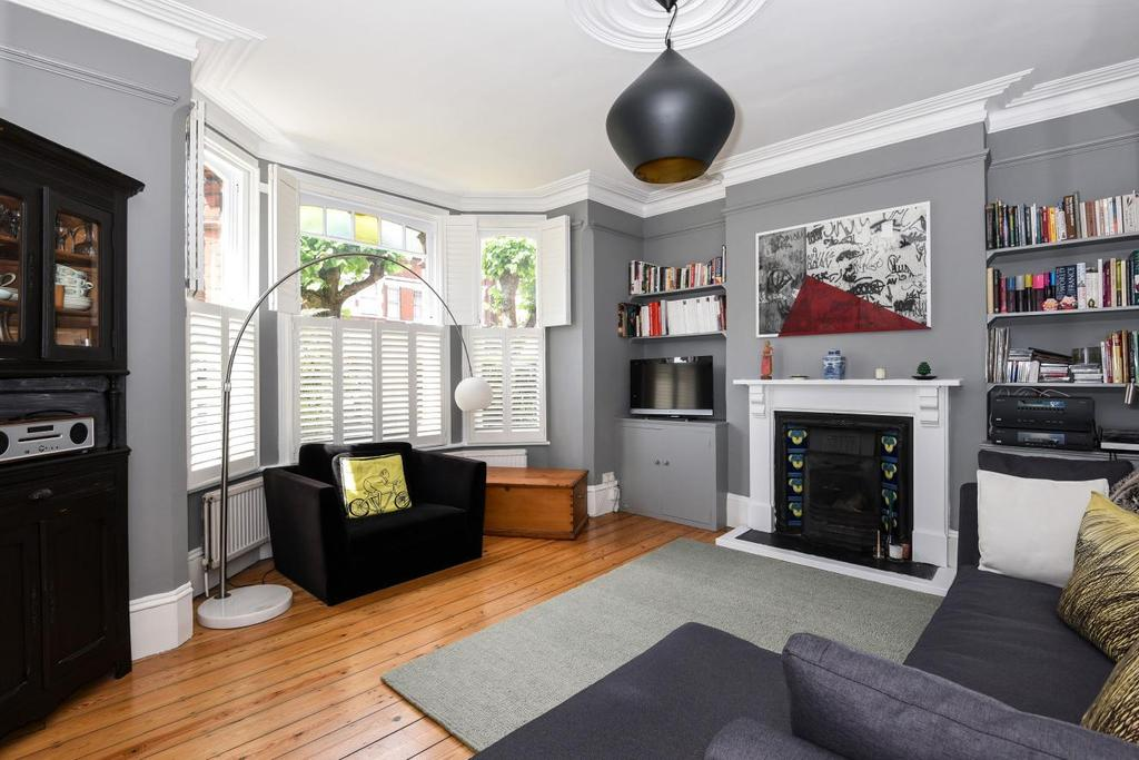 2 Bedrooms Flat for sale in Ferme Park Road, Crouch End, N8