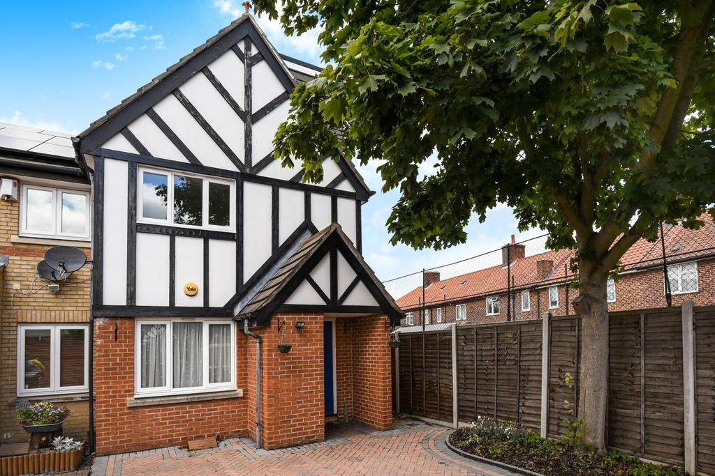 5 Bedrooms Terraced House for sale in Gittens Close, Bromley, BR1