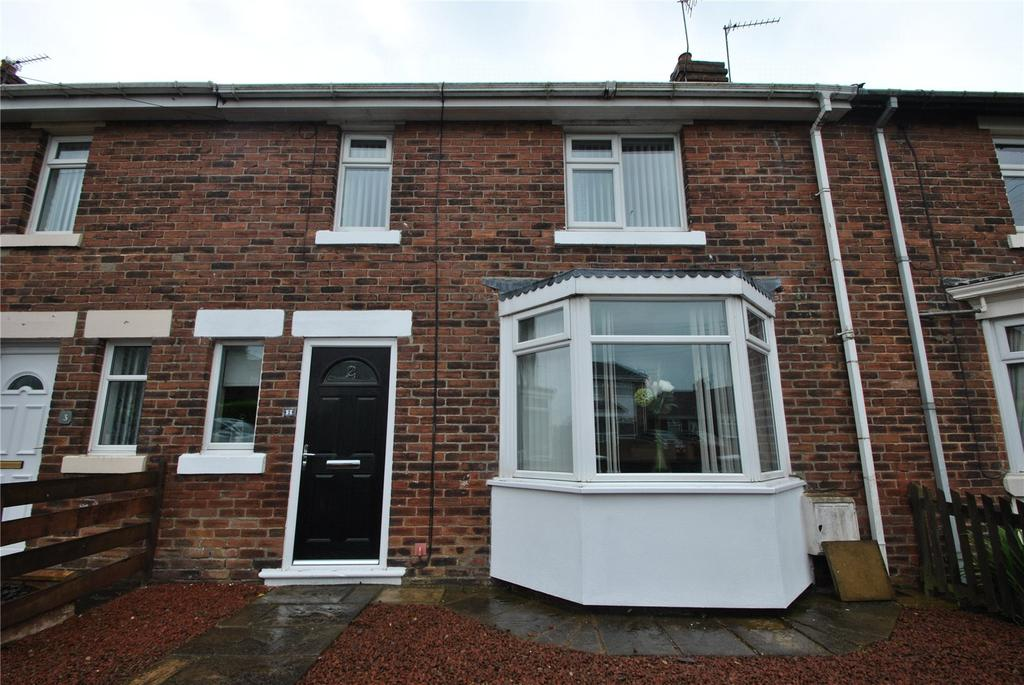3 Bedrooms Terraced House for sale in Forster Crescent, South Hetton, County Durham, DH6