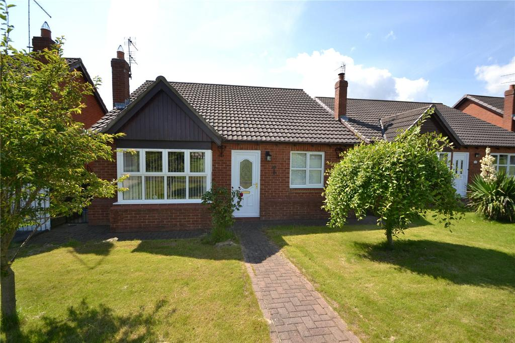 2 Bedrooms Detached Bungalow for sale in Ingram Way, Wingate, Co.Durham, TS28