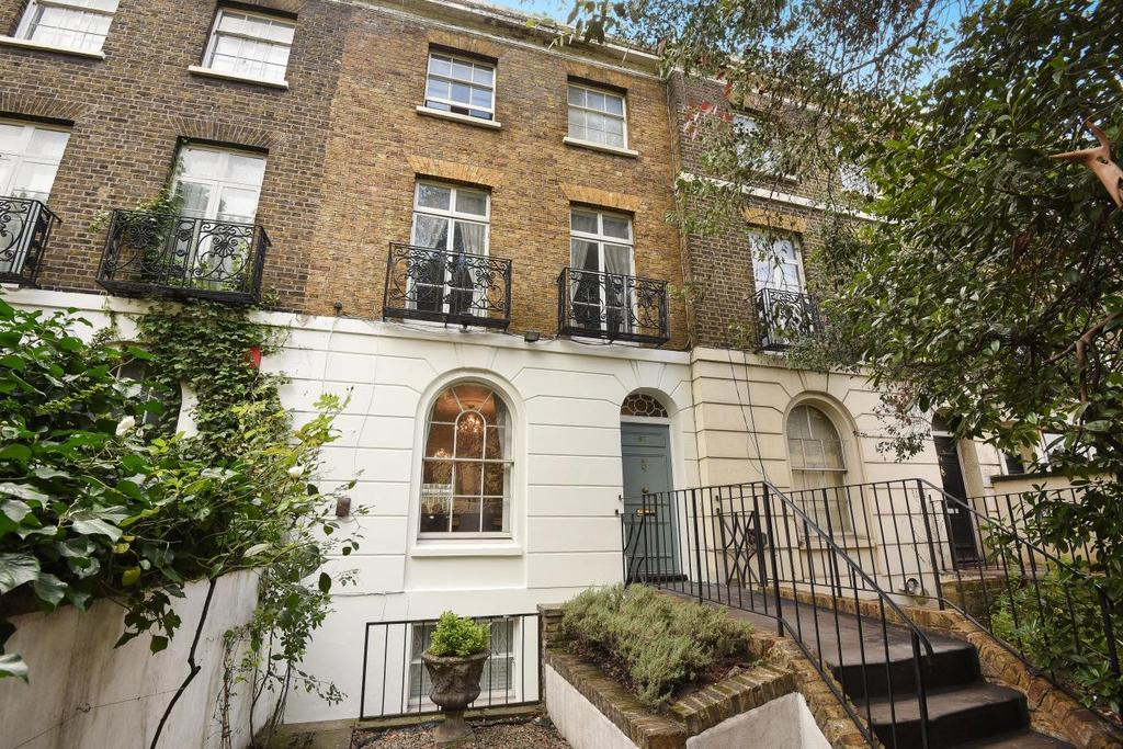 5 Bedrooms Terraced House for sale in Camberwell New Road, Camberwell
