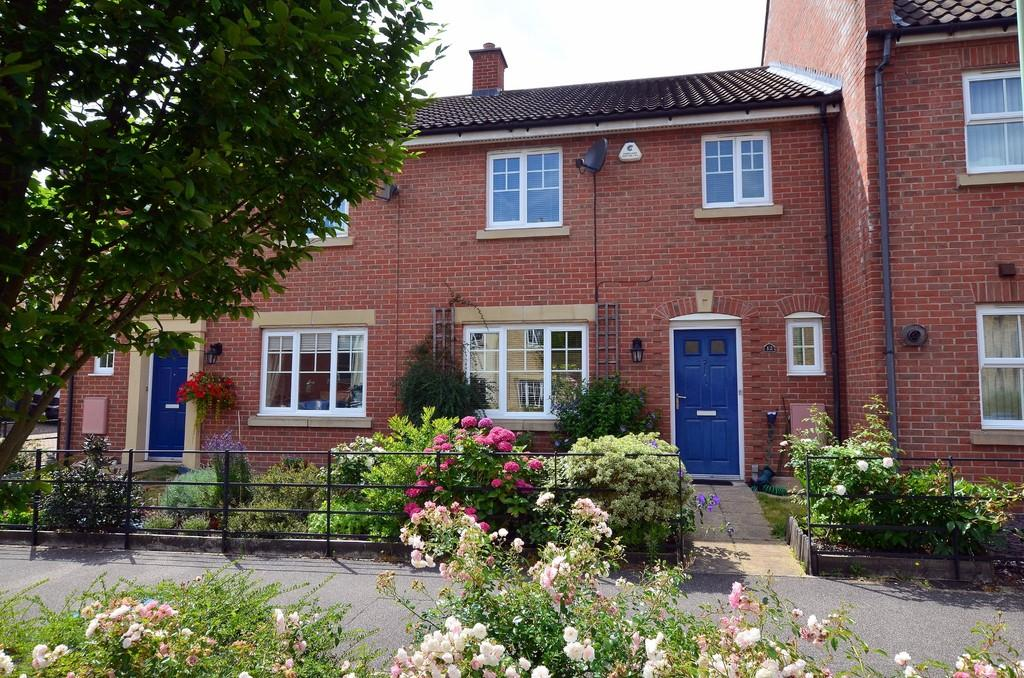 3 Bedrooms Terraced House for sale in Kinsey View, Ipswich