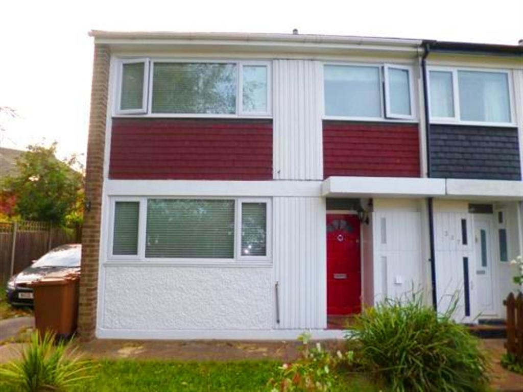 3 Bedrooms End Of Terrace House for sale in Monks Walk, Buntingford