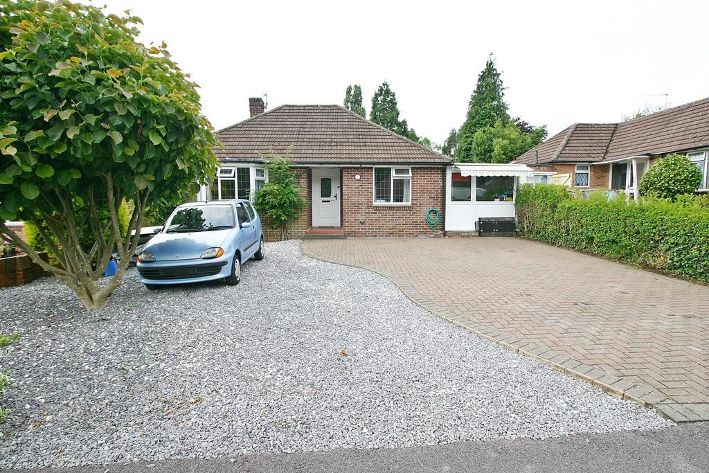 2 Bedrooms Detached Bungalow for sale in Bridge Close, Bursledon, Southampton, SO31 8AN