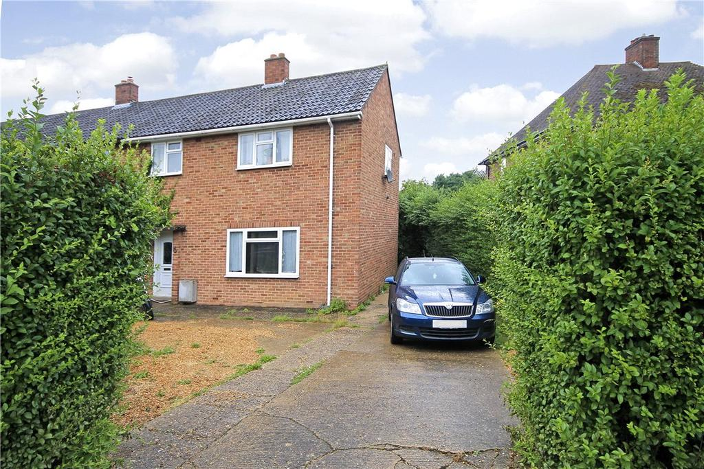 4 Bedrooms Semi Detached House for sale in St. Vincents Close, Girton, Cambridge, CB3
