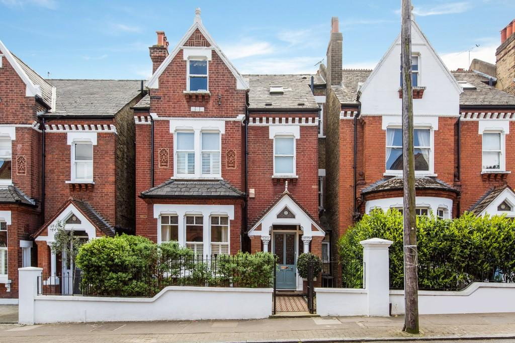 5 Bedrooms Terraced House for sale in Thurleigh Road, London