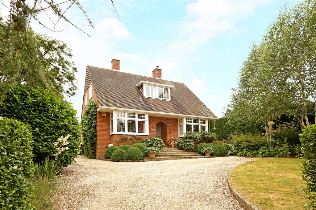 3 Bedrooms Detached House for sale in Horsepond Road, Gallowstree Common, Reading, RG4