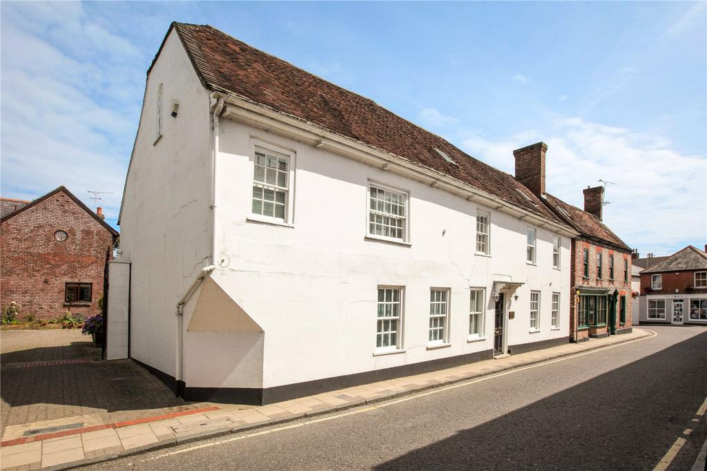 3 Bedrooms Unique Property for sale in West Street, Wimborne, Dorset, BH21