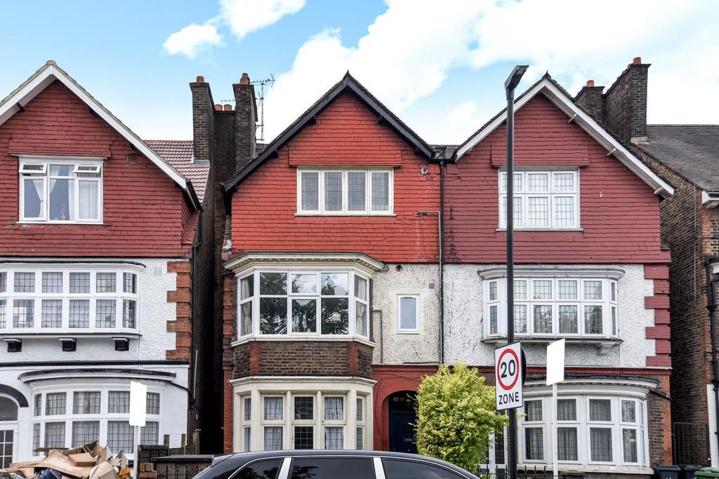 3 Bedrooms Flat for sale in Drewstead Road, Streatham Hill