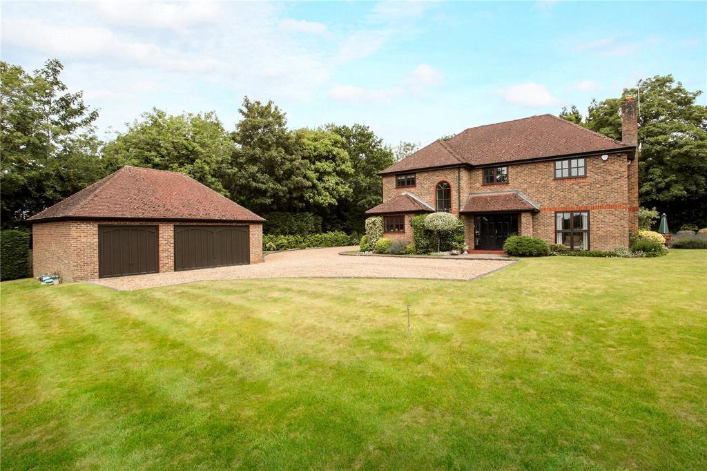 5 Bedrooms Detached House for sale in Bedford Lane, Sunningdale, Berkshire, SL5
