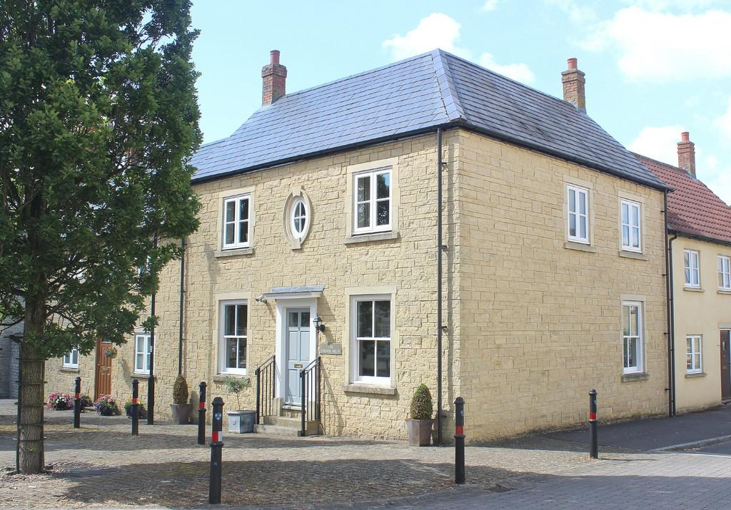 3 Bedrooms End Of Terrace House for sale in Connock Square, Shepton Mallet