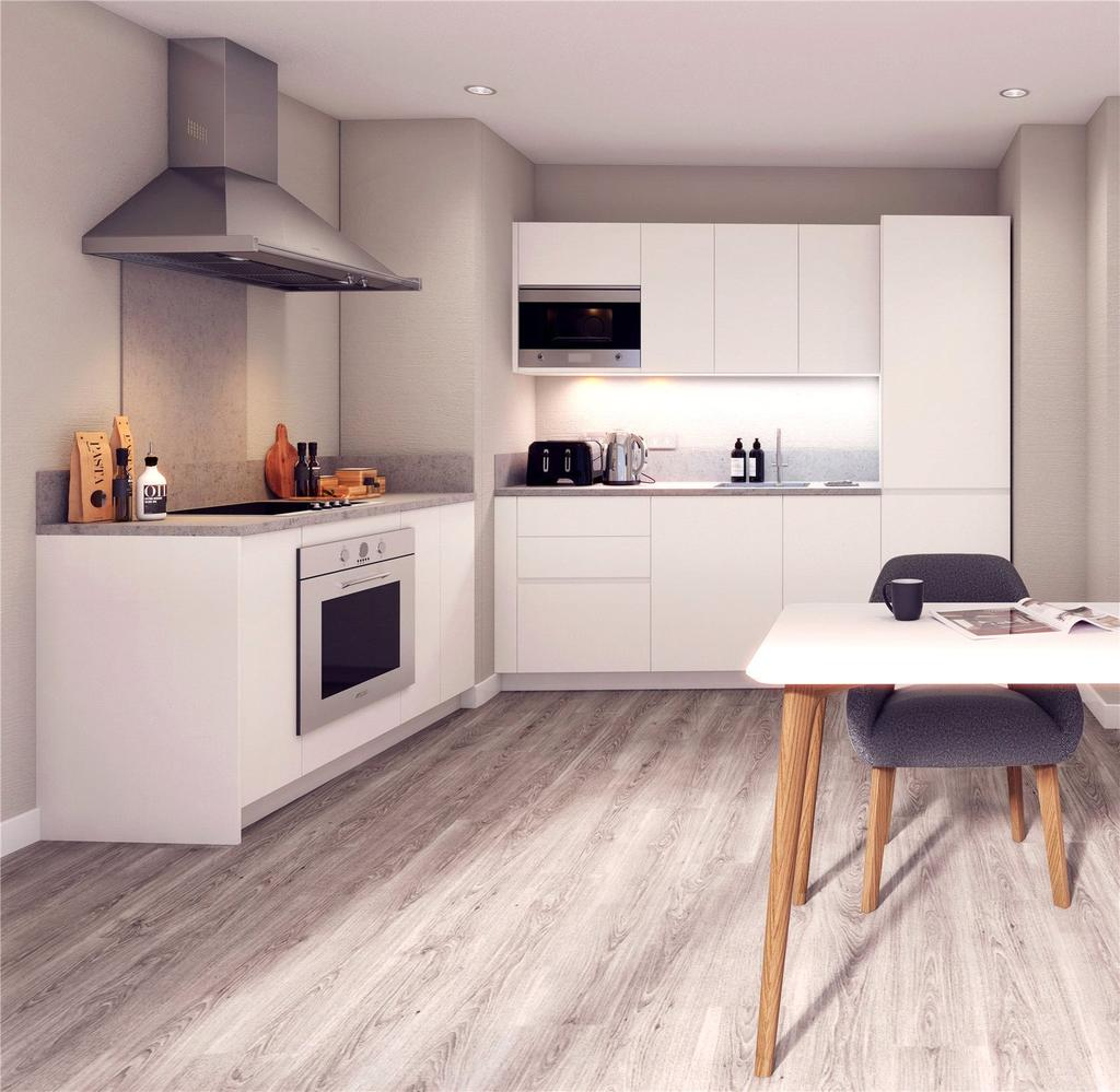 2 Bedrooms Flat for sale in 2 Bedroom Apartments At Bayscape, Cardiff Marina, Watkiss Way, CF11