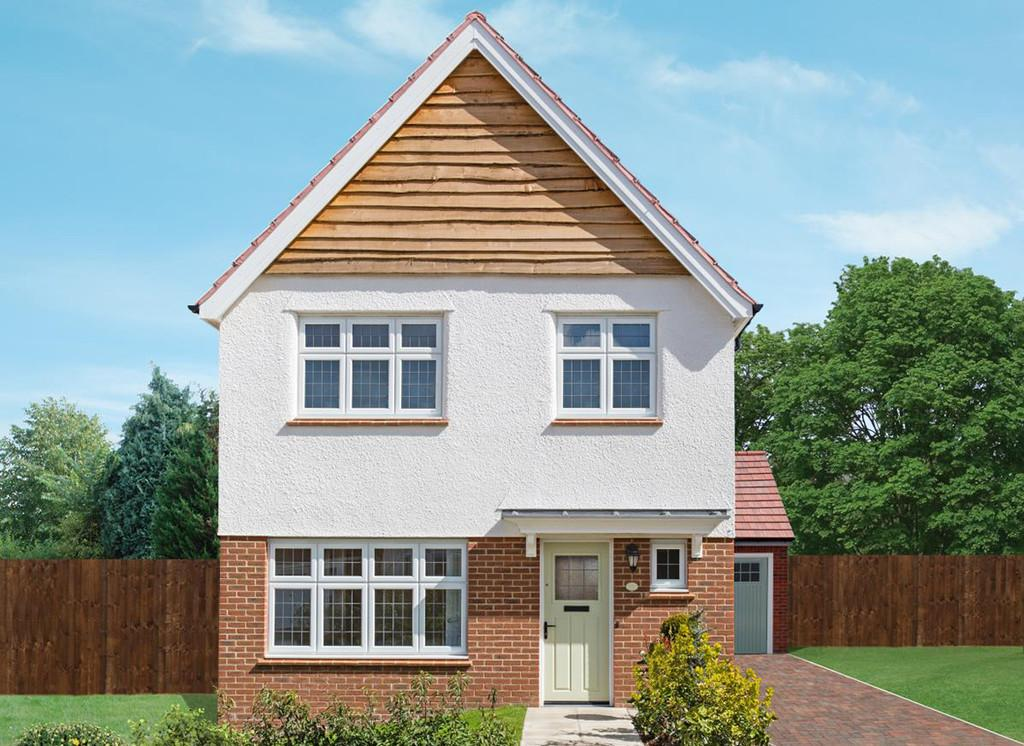 3 Bedrooms Detached House for sale in The Warwick, Moorland Reach