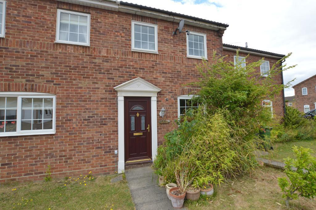 2 Bedrooms Terraced House for sale in Layham Drive, Wigmore, Luton, LU2 9SY