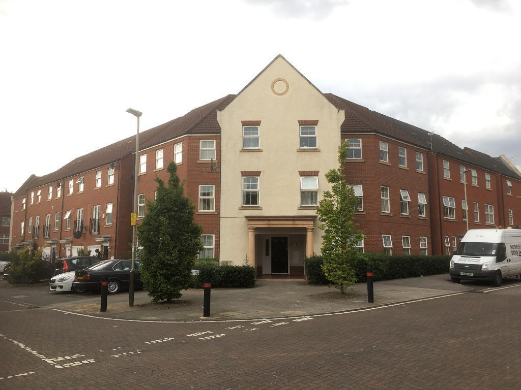 1 Bedroom Apartment Flat for sale in Larchmont Road, Off Blackbird Road, Leicester, Leicestershire, LE4 0BE