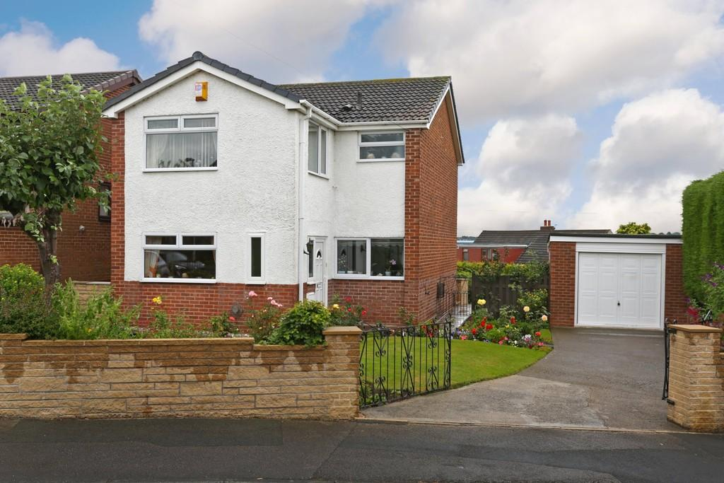 3 Bedrooms Detached House for sale in Lindale Grove, Wrenthorpe
