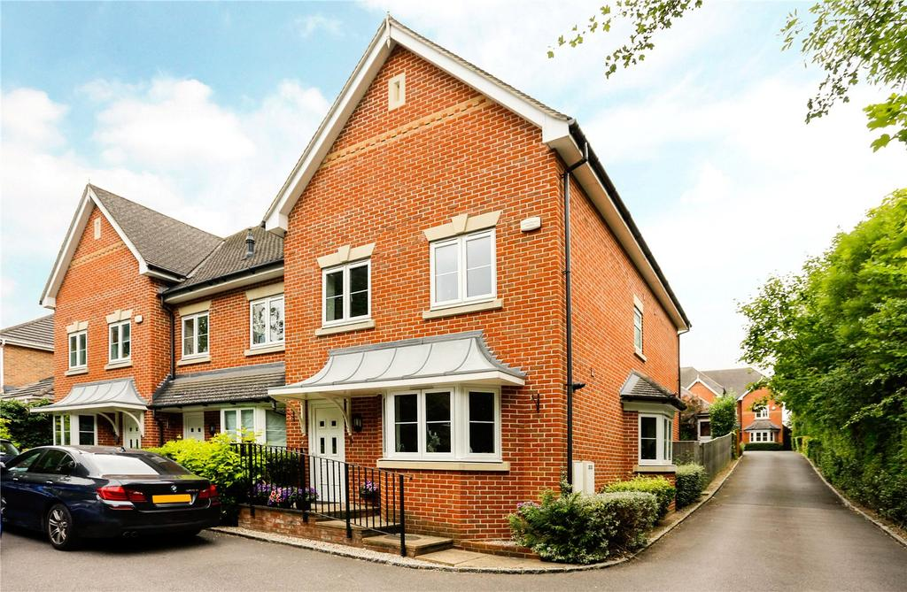 4 Bedrooms End Of Terrace House for sale in Opulens Place, Northwood, Middlesex, HA6