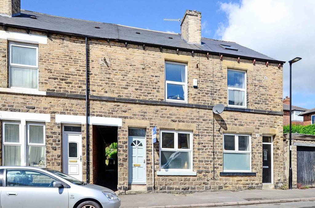 3 Bedrooms Terraced House for sale in Cross Lane, Crookes