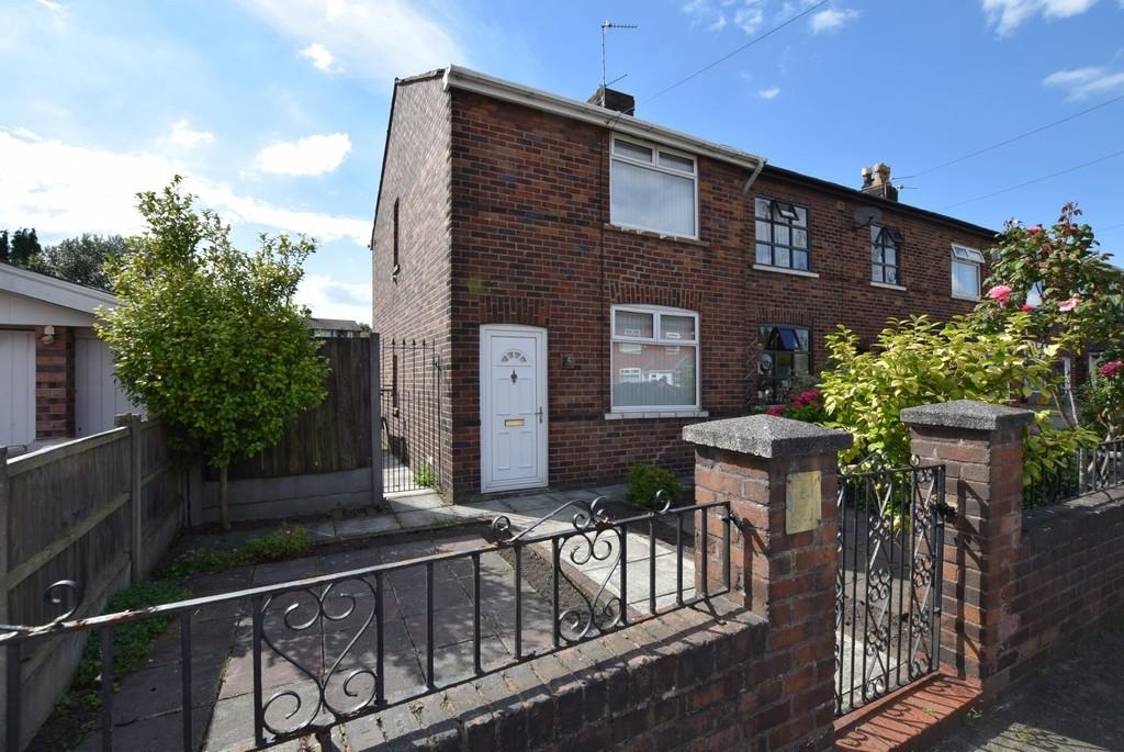 3 Bedrooms End Of Terrace House for sale in Link Avenue, Blackbrook, St. Helens