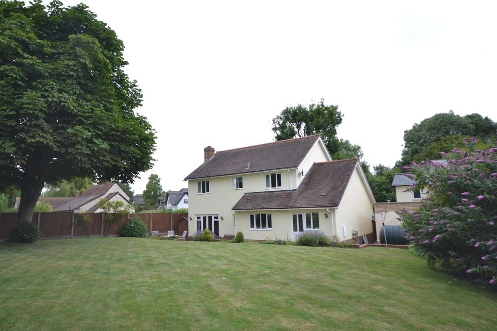 4 Bedrooms Detached House for sale in High Street, Reed