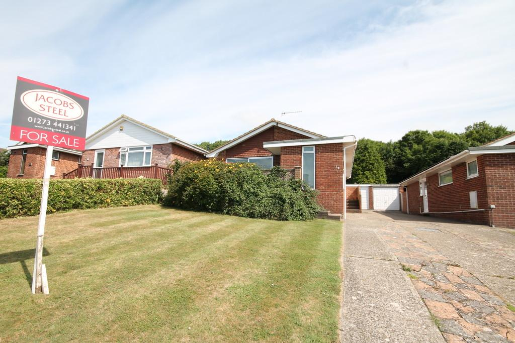 3 Bedrooms Detached House for sale in Slonk Hill Road, Shoreham-by-Sea, BN43 6HY