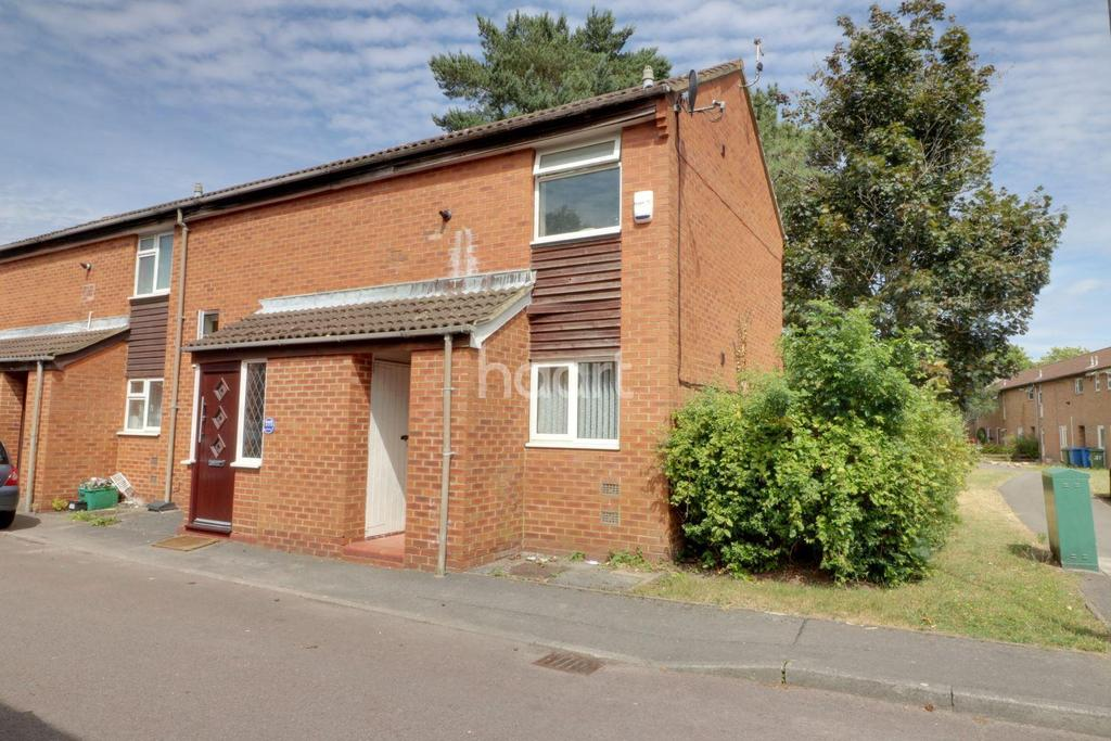 3 Bedrooms End Of Terrace House for sale in Helmsdale, Bracknell