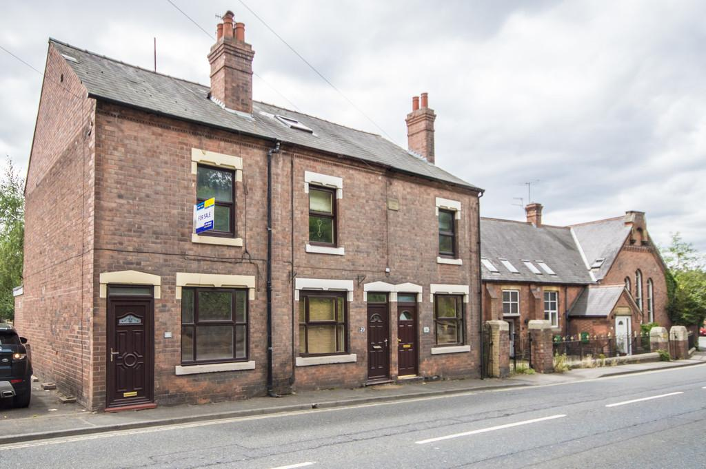 3 Bedrooms End Of Terrace House for sale in Kidderminster Road, Bewdley,, Worcestershire,