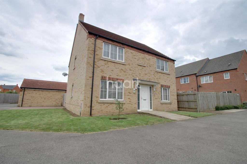 4 Bedrooms Detached House for sale in Yeomans Way, Littleport