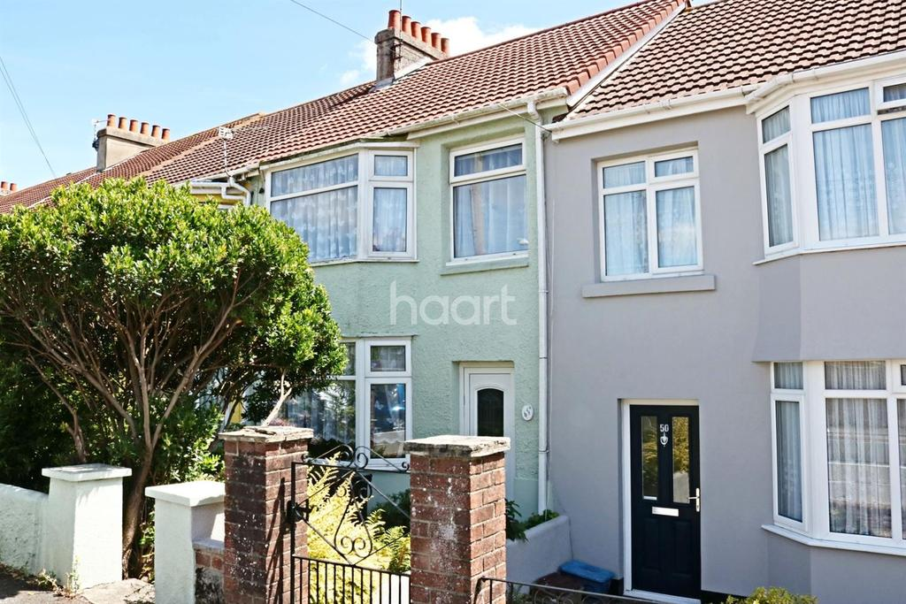 3 Bedrooms Terraced House for sale in Main Avenue, Torquay