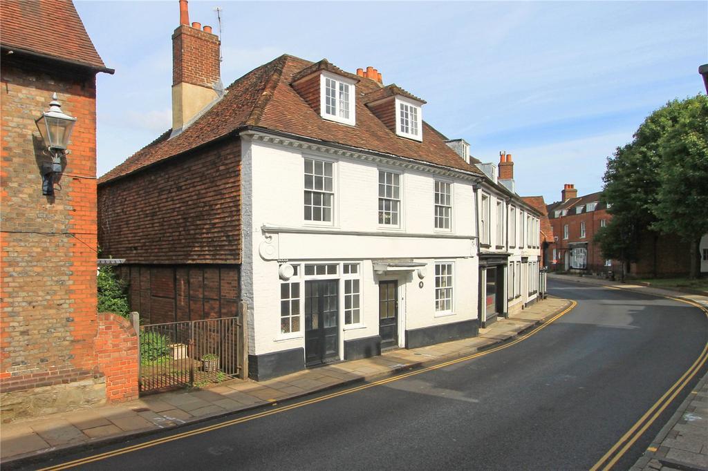 4 Bedrooms Semi Detached House for sale in High Street, Sevenoaks, Kent, TN13