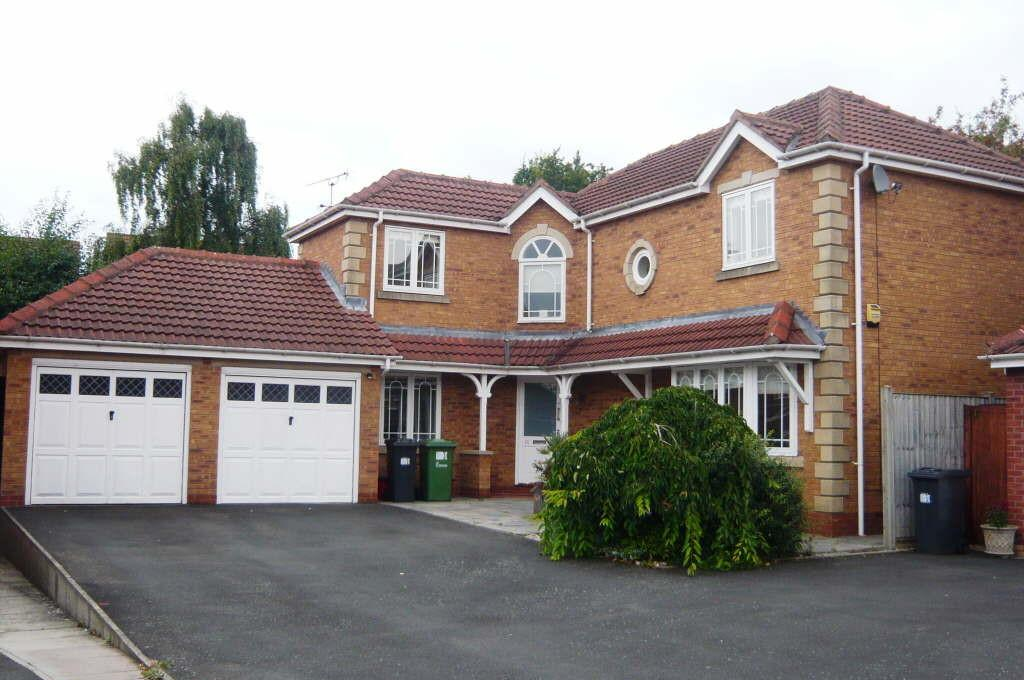4 Bedrooms Detached House for sale in Pencraig Close, Kenilworth