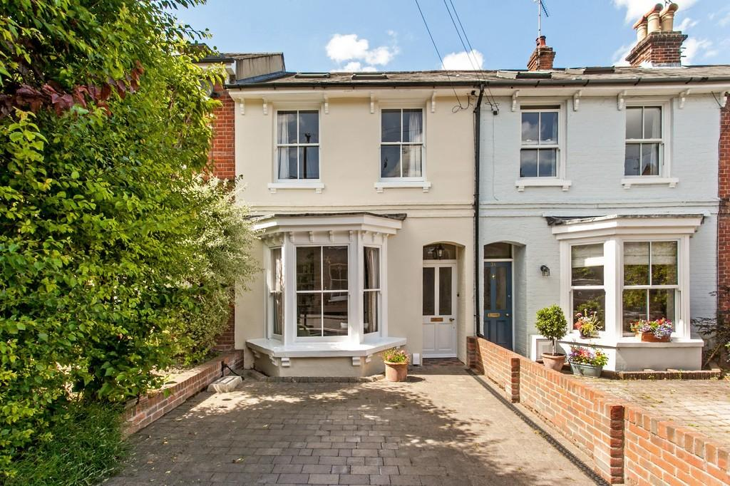 4 Bedrooms Terraced House for sale in Western Road, Winchester, SO22