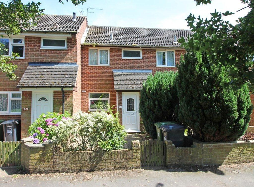 2 Bedrooms Terraced House for sale in Legrice Crescent, North Walsham