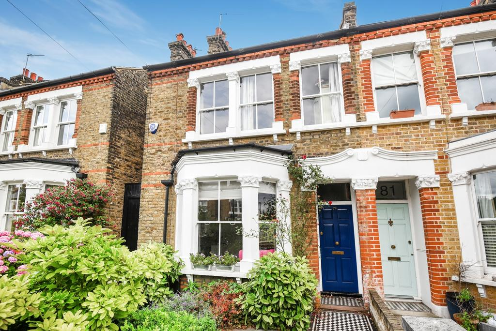 4 Bedrooms End Of Terrace House for sale in Effingham Road Lee SE12