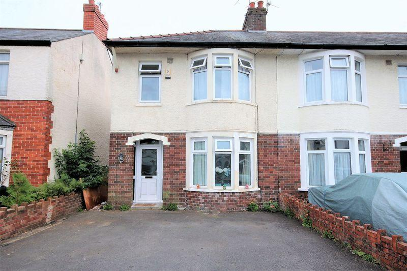 3 Bedrooms Semi Detached House for sale in Beatrice Road, Whitchurch