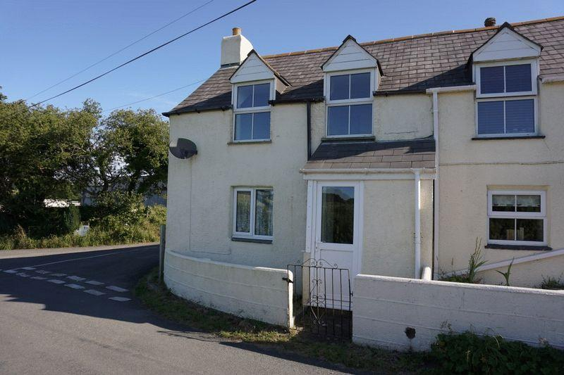 2 Bedrooms Semi Detached House for sale in 1 Trevia Walls, Camelford, Cornwall