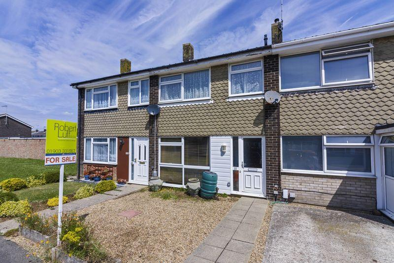 2 Bedrooms Terraced House for sale in Kipling Avenue, Goring-by-Sea