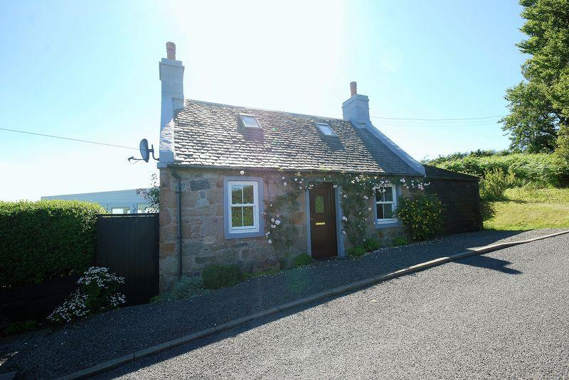 1 Bedroom Cottage House for sale in Check Barr Cottage, 1 Blawearie Road, Kirkoswald, KA19 8HX