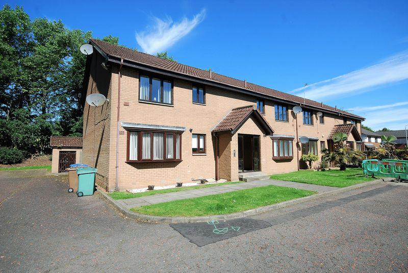 2 Bedrooms Ground Flat for sale in 16B McColgan Place, Ayr, KA8 9PU