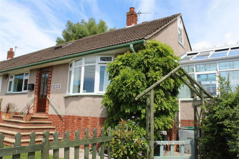 3 Bedrooms Semi Detached Bungalow for sale in Lawrence Road, Weston-Super-Mare