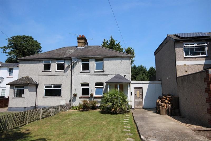 2 Bedrooms Semi Detached House for sale in Capel Place, Wilmington