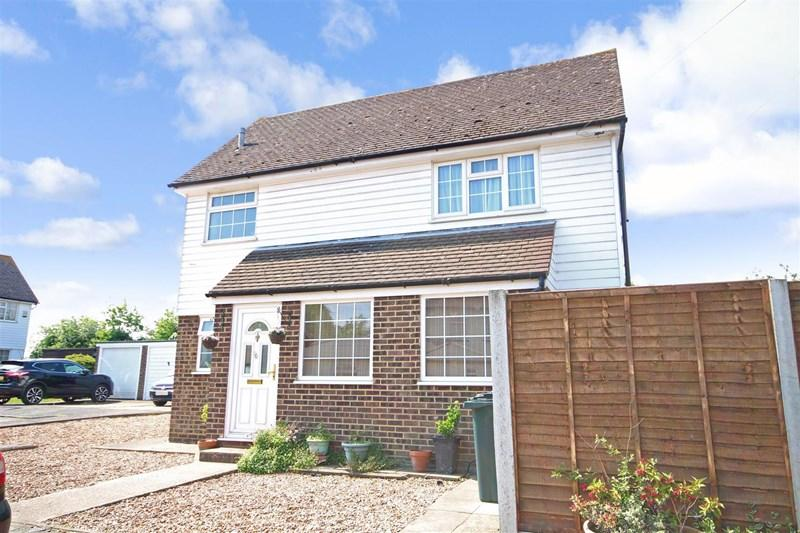 2 Bedrooms Semi Detached House for sale in Garden Place, Wilmington, DA2