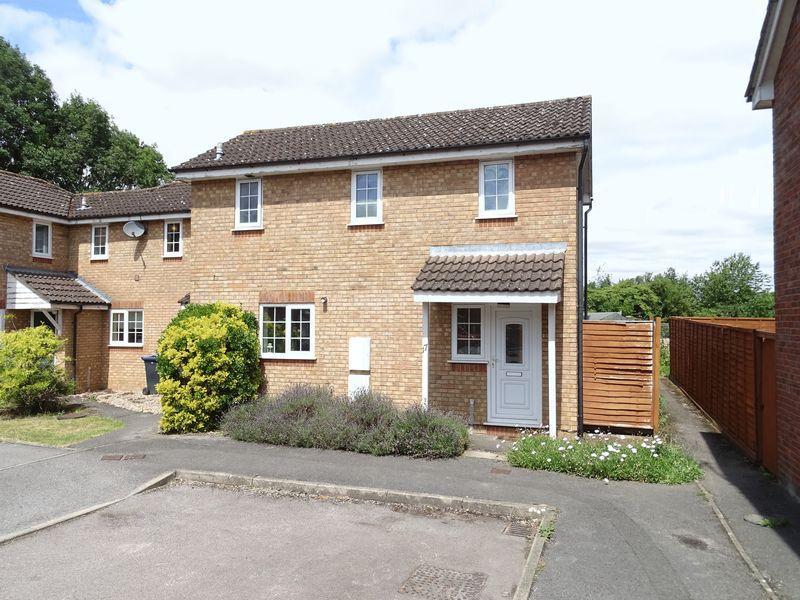 2 Bedrooms Terraced House for sale in Alder Way, Melksham