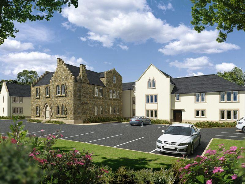 2 Bedrooms Apartment Flat for sale in Peel House, Ponteland