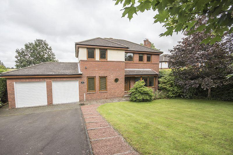 4 Bedrooms Detached House for sale in The Orchard, Hepscott, Morpeth