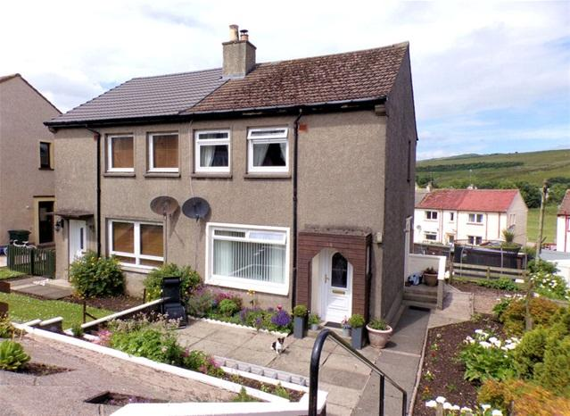 2 Bedrooms Semi Detached House for sale in Davaar Avenue, Campbeltown